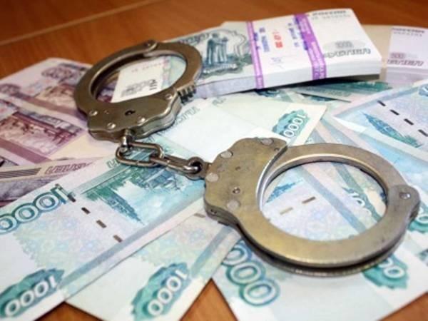 Новосибирский полицейский оштрафован на 2,4 млн рублей за взятку в 60 тыс. рублей