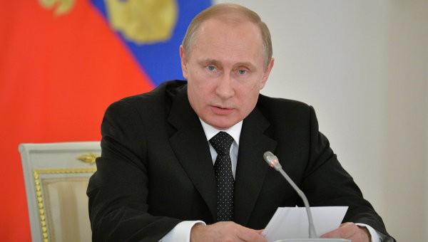 Путин: разрыв с Россией поставил ОПК Украины на грань банкротства