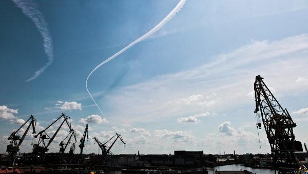 Первый серийный атомный ледокол для Арктики заложат в Петербурге