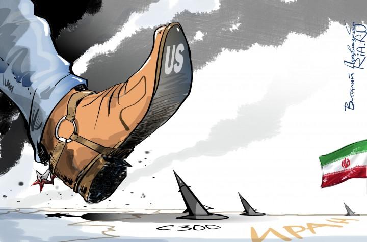 Совбез РФ: Решение о поставке в Иран С-300 принято