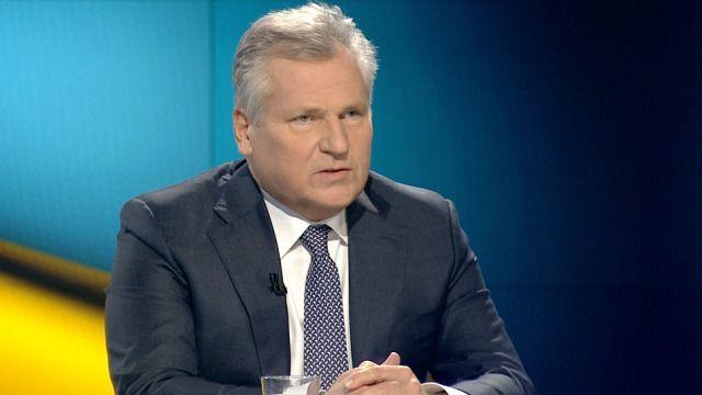 Квасьневский: Украина вернётся к России целиком и без крови