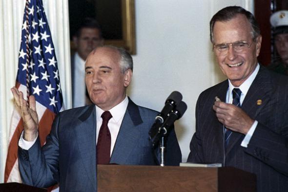 Общественная палата просит признать Фонд Горбачева иностранным агентом