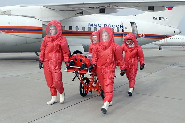 Новосибирский центр подготовил к испытаниям вакцину против Эболы