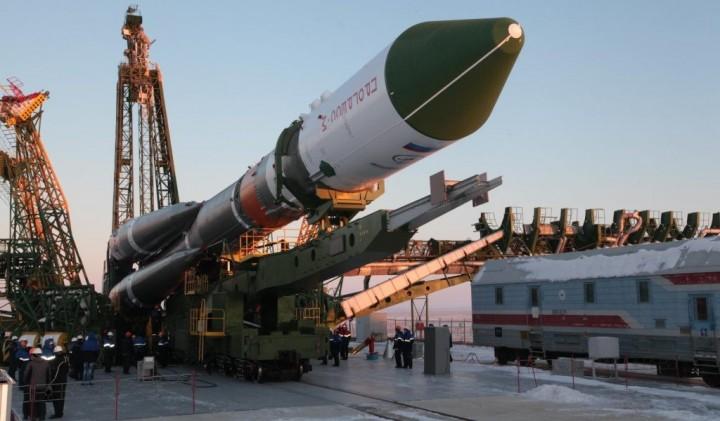 Испытания стартовой системы на космодроме Восточный провели на месяц раньше планируемого