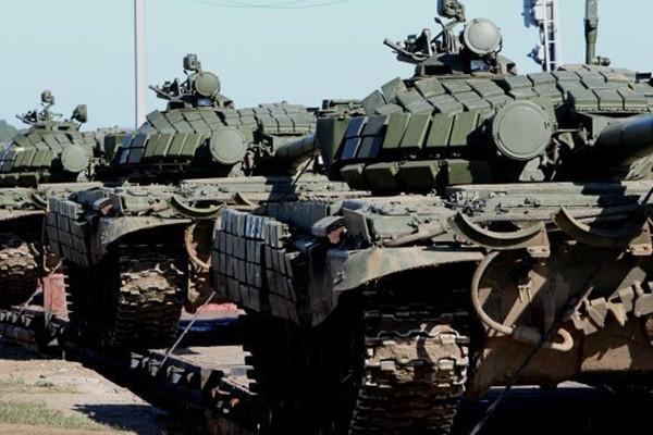Минобороны пообещало ответить на размещение танков США в Восточной Европе