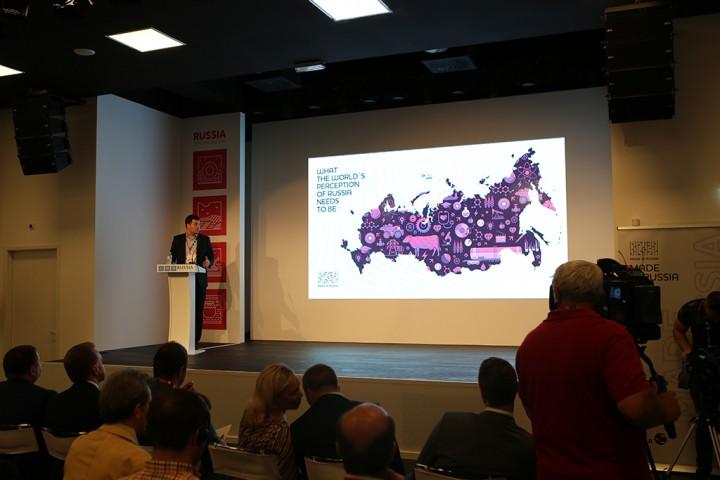 Национальный бренд «Made in Russia» представлен на Milan EXPO 2015