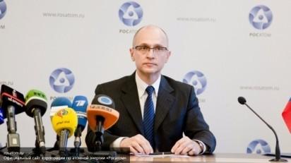 Сергей Кириенко: подписано соглашение на строительство 16 энергоблоков в Саудовской Аравии