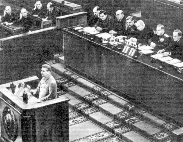 Компромисс между Госпланом и рынком создал Сталин, разрушил Хрущев, а теперь пытается найти Путин