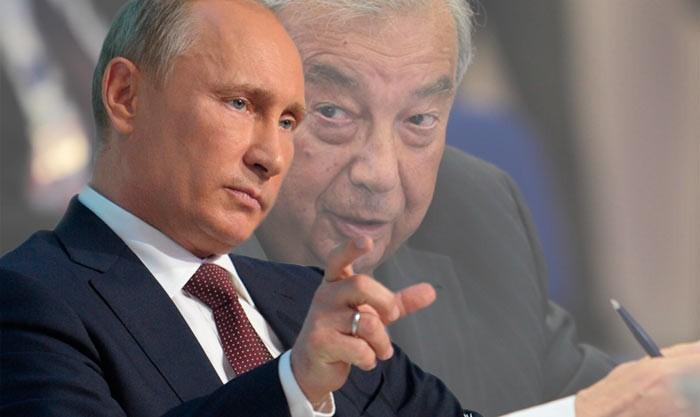 Евгений Примаков: «Я предан России»