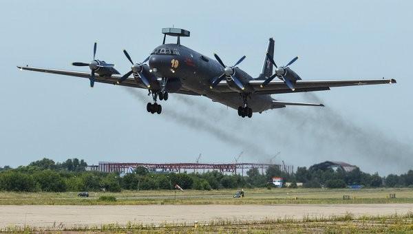 ВМФ РФ получил еще один новейший противолодочный самолет Ил-38Н