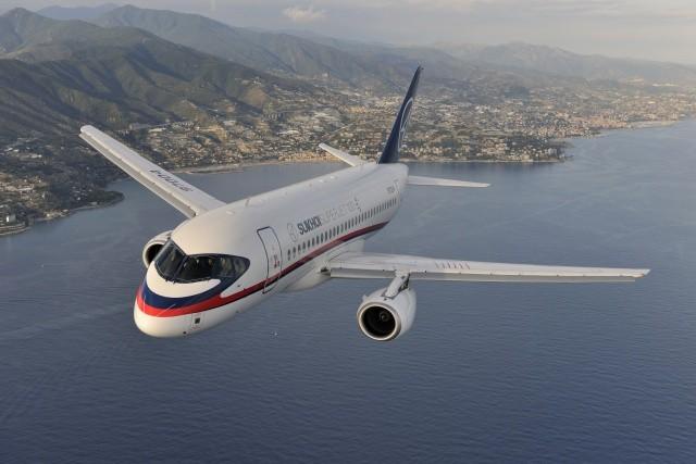"""""""Сухой"""" поставит в регионы 32 самолета SSJ 100"""
