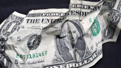 Умирающий доллар
