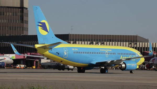 Авиакомпаниям Украины с 25 октября запретят использовать воздушное пространство России