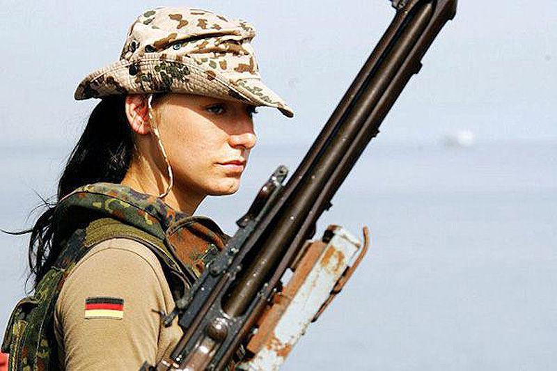 Военная Мулатка