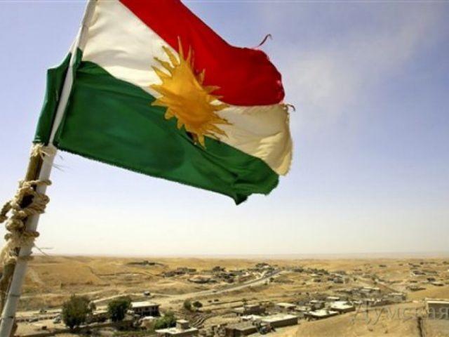Россия начала военную поддержку сирийских курдов
