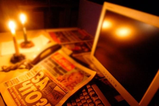 В ответ на энергоблокаду Крыма Донбасс парализует энергосистему Украины