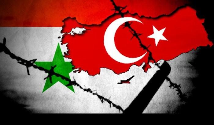 Турция отказалась перекрывать границу с Сирией