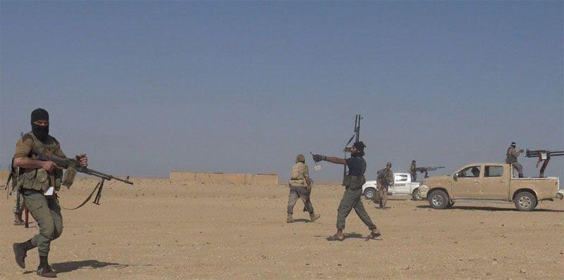 Из доклада для Европарламента: боевики ДАИШ готовятся к применению оружия массового поражения
