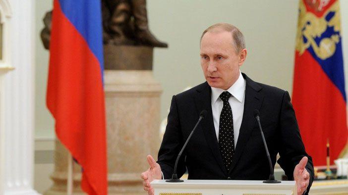 Президент России подписал указ о приостановке действия договора о зоне свободной торговли с Украиной