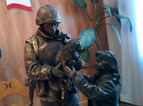 В Симферополе установят памятник «Вежливым людям»