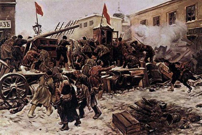 Как подавили Декабрьское восстание в Москве