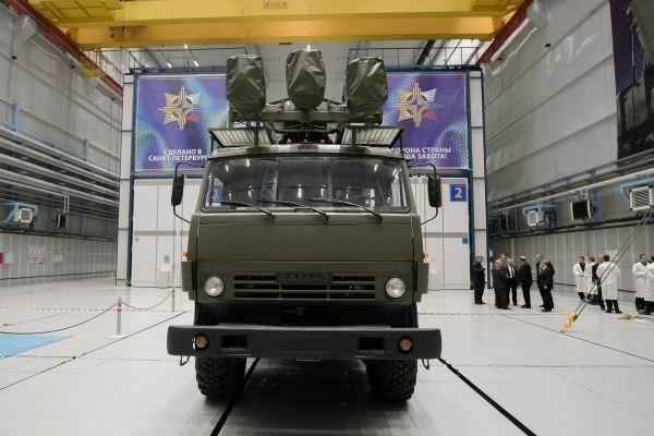 Для российской армии создана новая полевая кухня