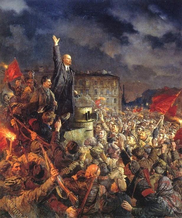 Как царские генералы Октябрьскую революцию делали и Сталину помогали