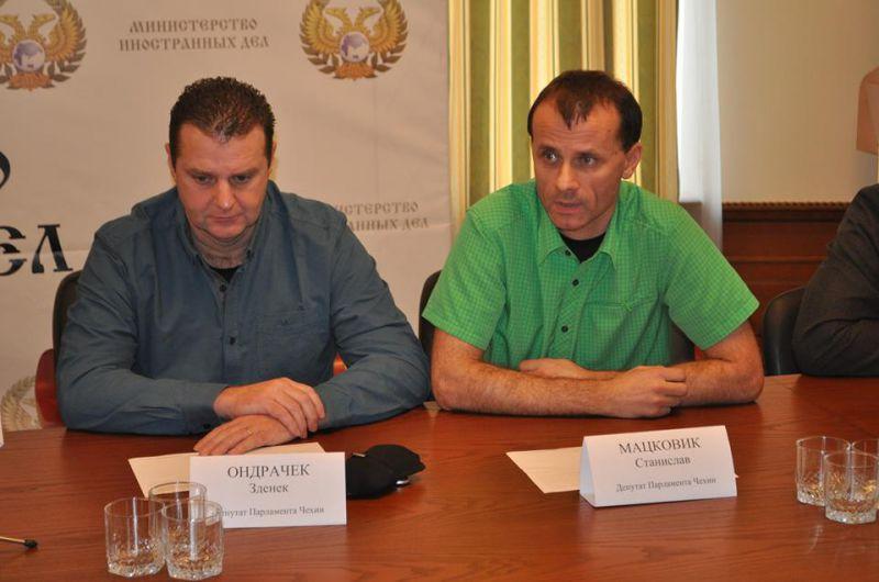 Правда о Донбассе прорывается в Европу
