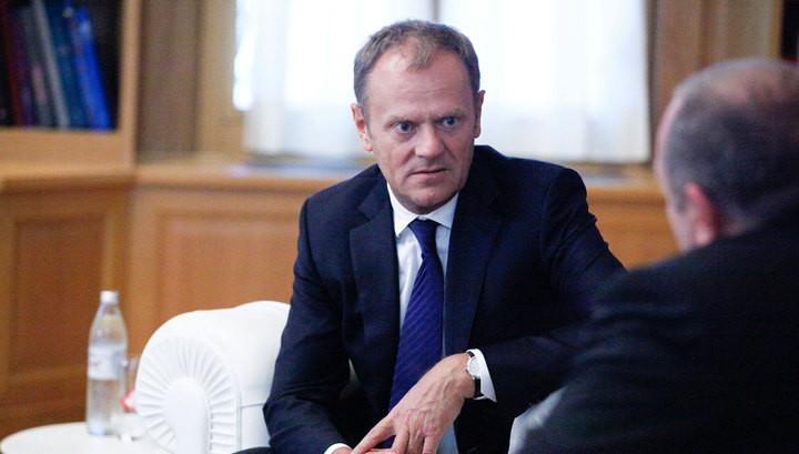 Дональд Туск: «Шенген рухнет через два месяца»