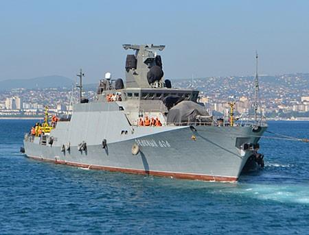 Черноморская угроза для ИГИЛ: новые корабли с «Калибрами» вошли в состав флота России