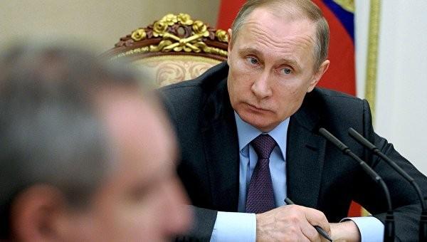 Путин: необходимо изымать имущество, добытое незаконным способом