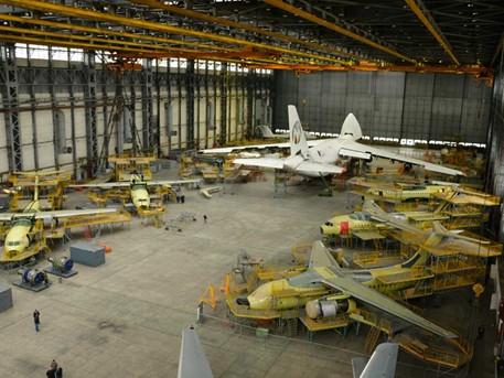 Авиастроительный концерн «Антонов» ликвидирован на Украине