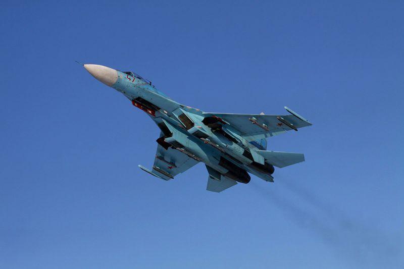 Пентагон: американский самолёт «был перехвачен российским Су-27 в небезопасной манере»
