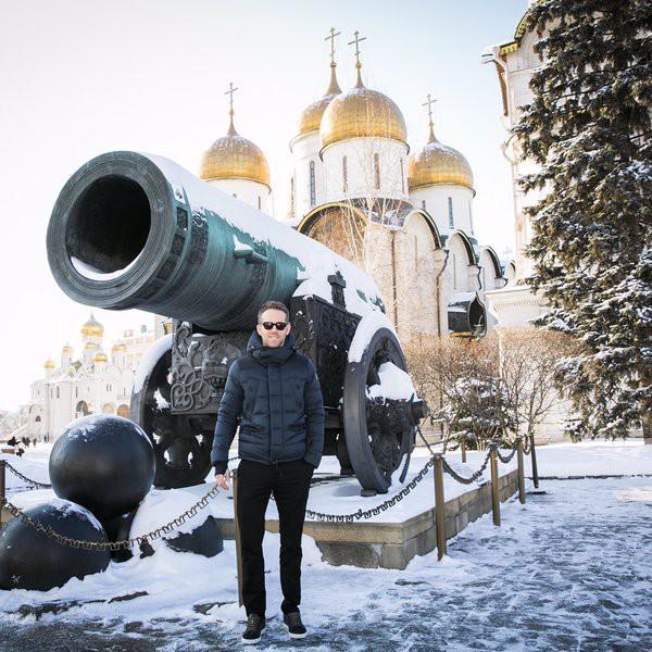 """""""Россия - это наркотик"""": цитаты голливудских звезд о нашей стране (16 фото)"""