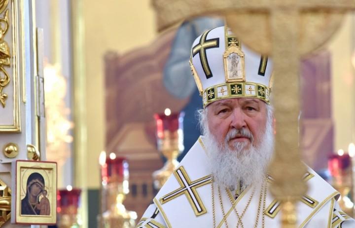 Патриарх Кирилл: за легализацией однополых браков могут быть узаконены и другие грехи