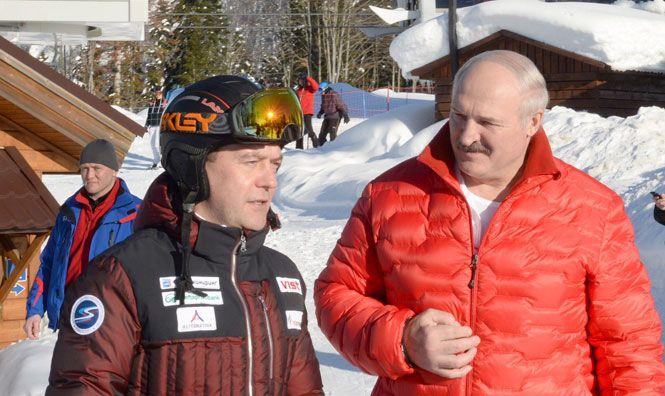 Долларовый барьер между Россией и Белоруссией, или Чем смазывать лыжи союзного государства?