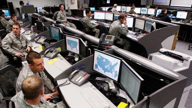 Американские кибербойцы готовятся к «обороне»