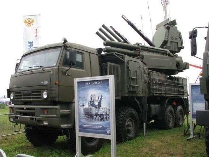 В Москве прорабатывается вопрос поставки в Сербию средств ПВО и истребителей