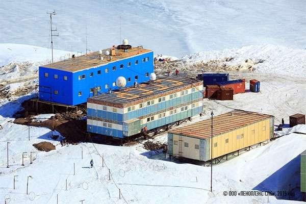 На Антарктиде открыт российский аэродром