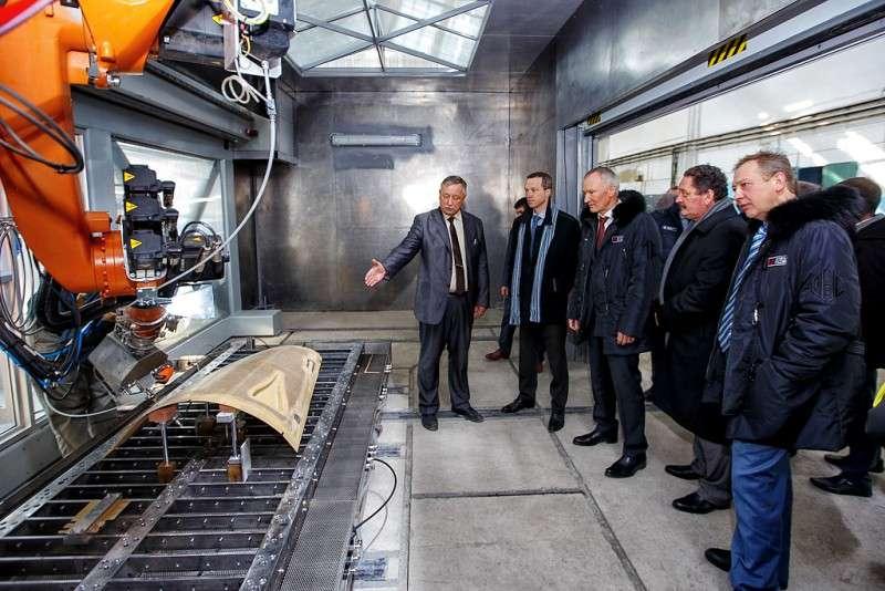 """Созданный в ДВФУ роботизированный комплекс запущен в работу авиакомпанией """"Прогресс"""""""