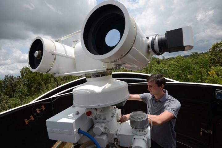 В Бразилии введена в эксплуатацию третья станция ГЛОНАСС