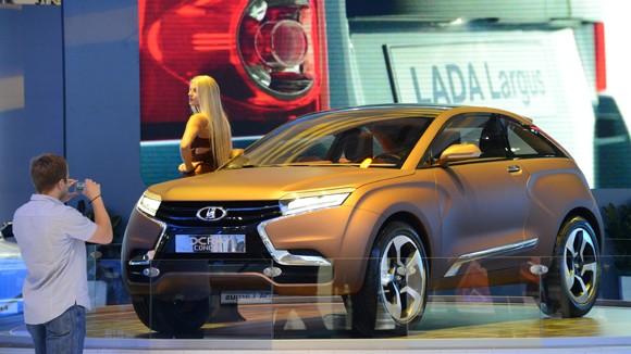 «АвтоВАЗ» будет поставлять Lada в Сирию, Ливан и Израиль