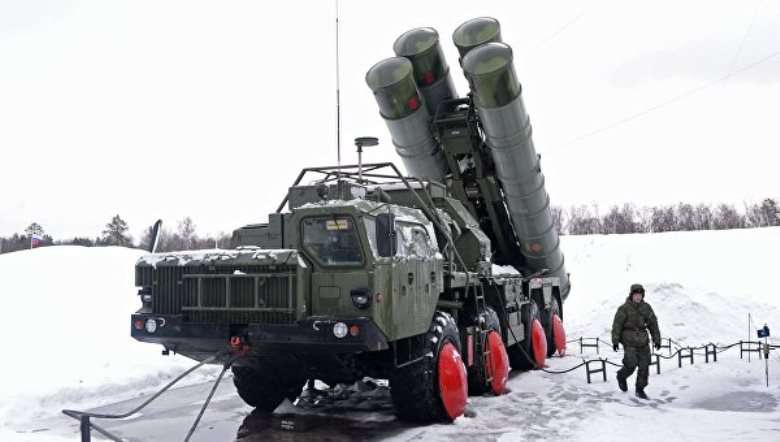 С-400 заступили на дежурство в Западной Сибири