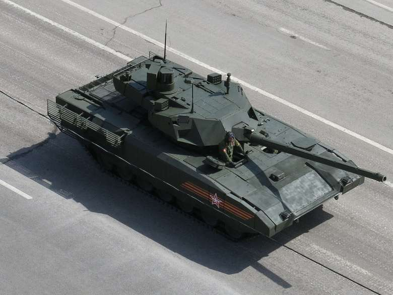 The National Interest: Сюрприз! Российский танк Т-14 поступил в производство