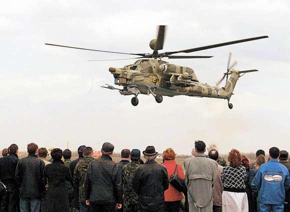 Как Чемезов решил наши вертолёты отдать Мубадале