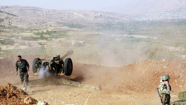 Офицер РФ погиб в Сирии: он вызвал огонь на себя, попав в окружение