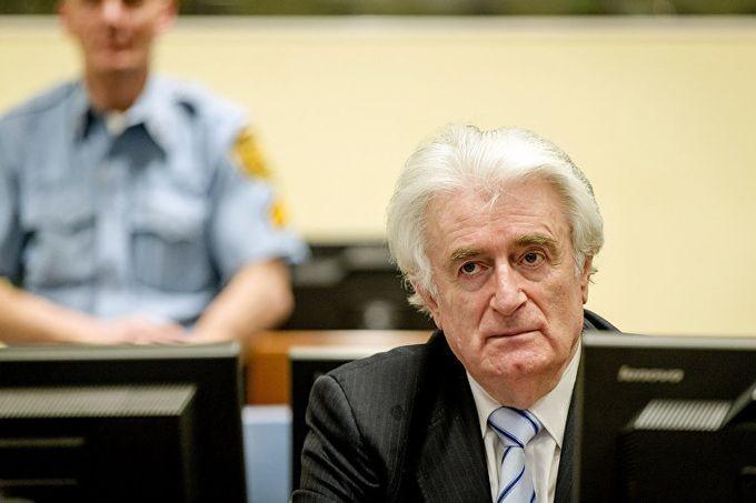 Предпоследняя жертва Международного трибунала
