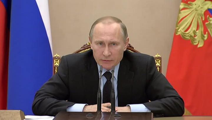 Владимир Путин: европейская толерантность осталась в прошлом