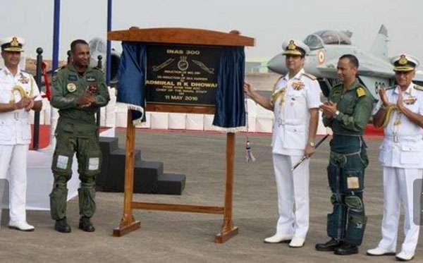 ВМС Индии отказались от британских палубных истребителей-бомбардировщиков Sea Harrier в пользу российских МиГ-29К