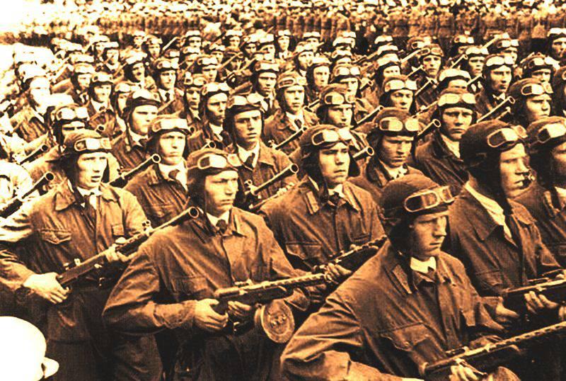 Боевые действия советского десанта в тылу врага в годы войны